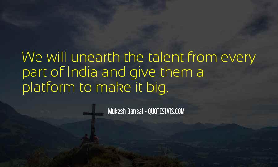 Mukesh Quotes #1725572