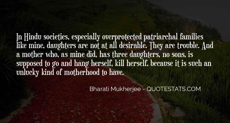 Mukherjee Quotes #124007