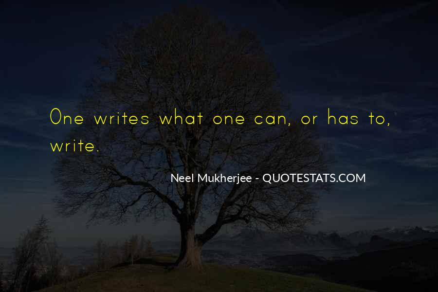 Mukherjee Quotes #194778
