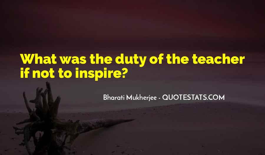 Mukherjee Quotes #231674