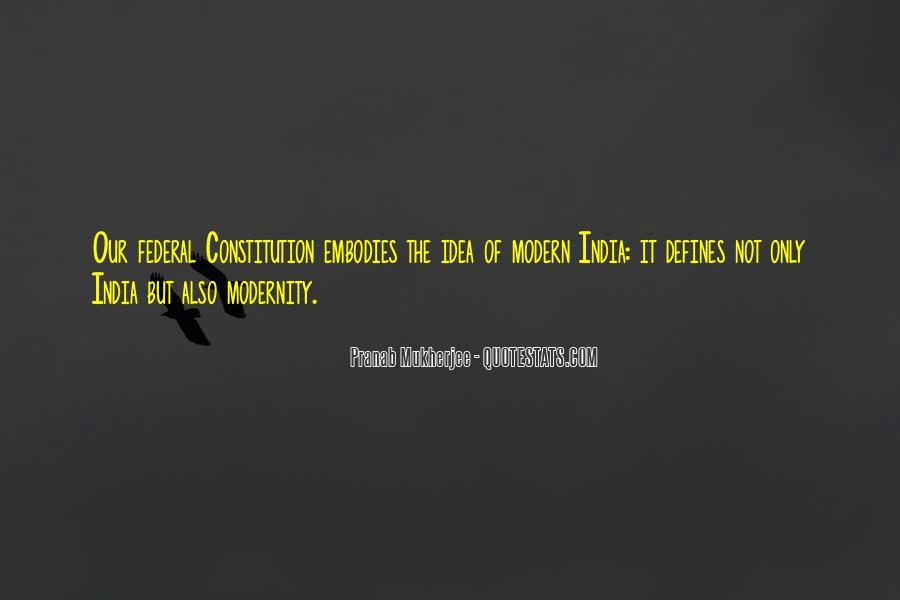 Mukherjee Quotes #26992