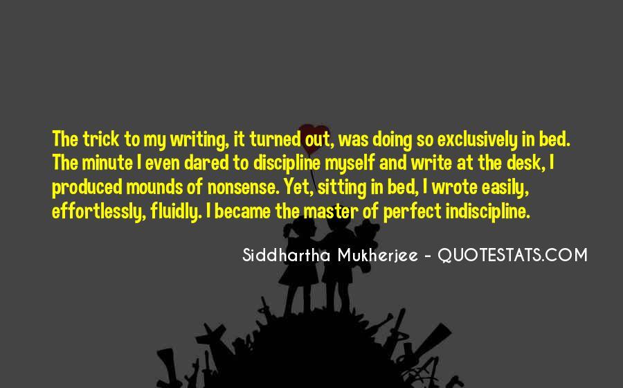 Mukherjee Quotes #435248