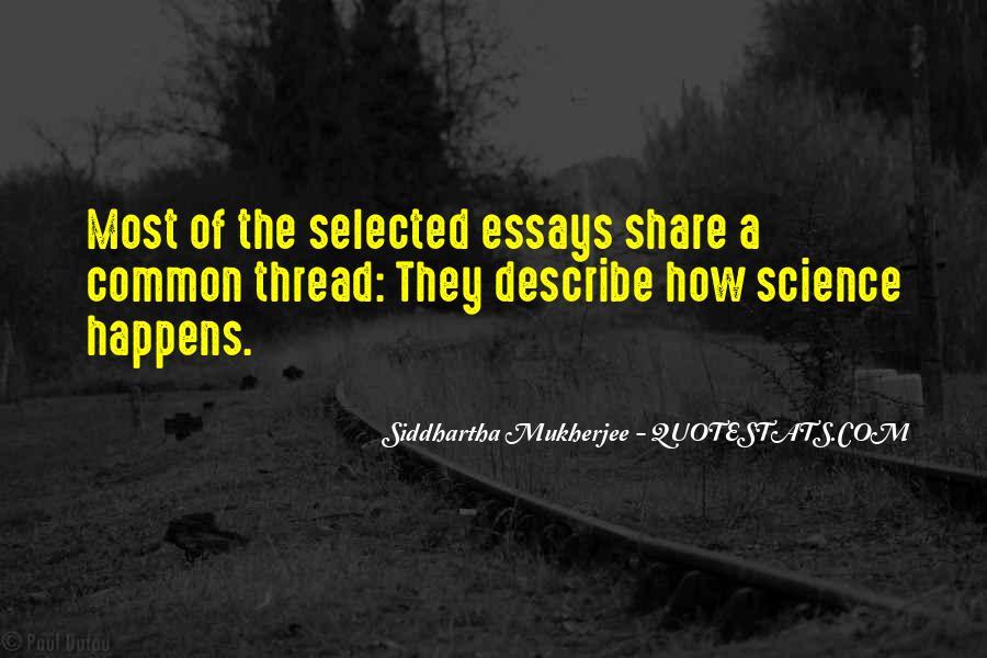Mukherjee Quotes #440506