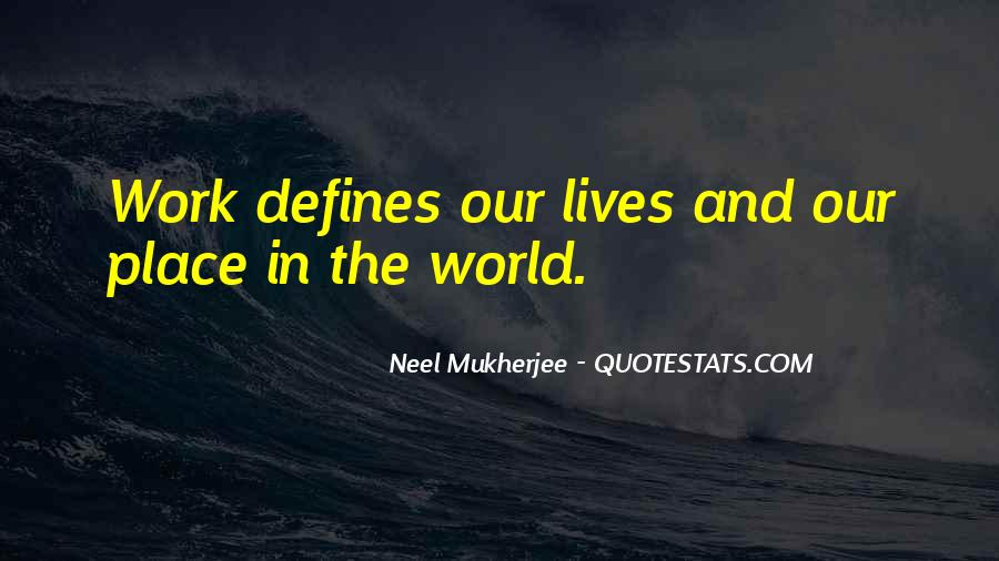Mukherjee Quotes #478648
