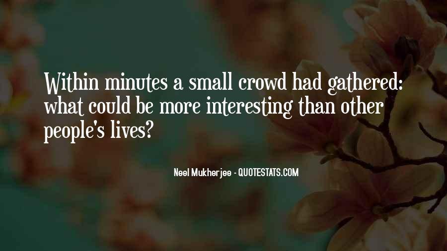 Mukherjee Quotes #505951