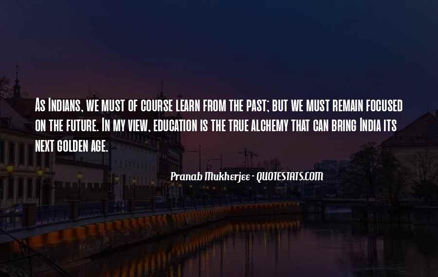 Mukherjee Quotes #51161
