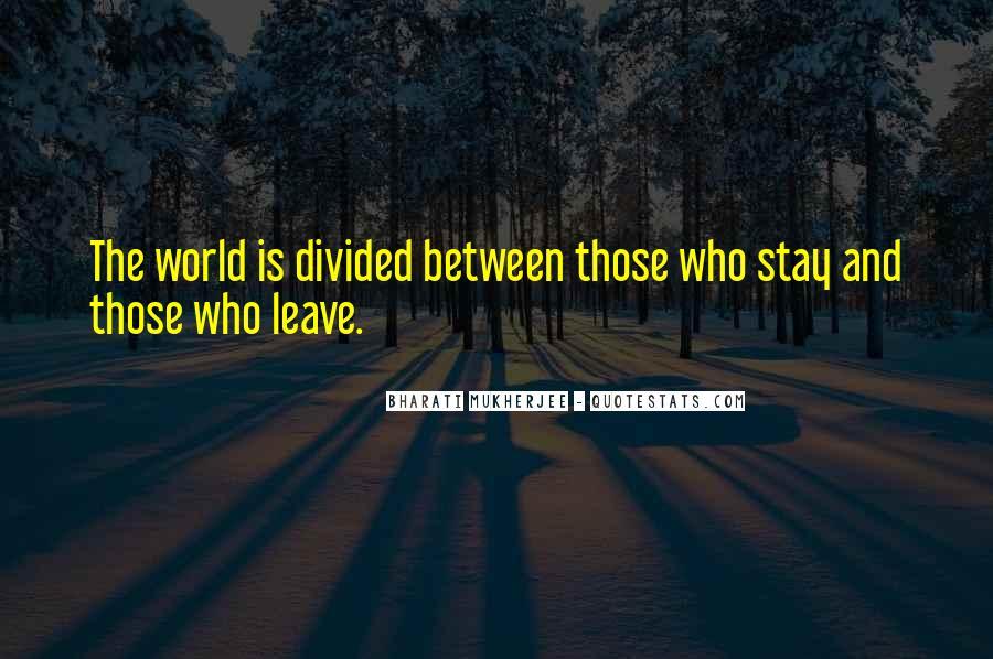 Mukherjee Quotes #638302