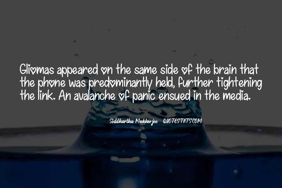 Mukherjee Quotes #7349