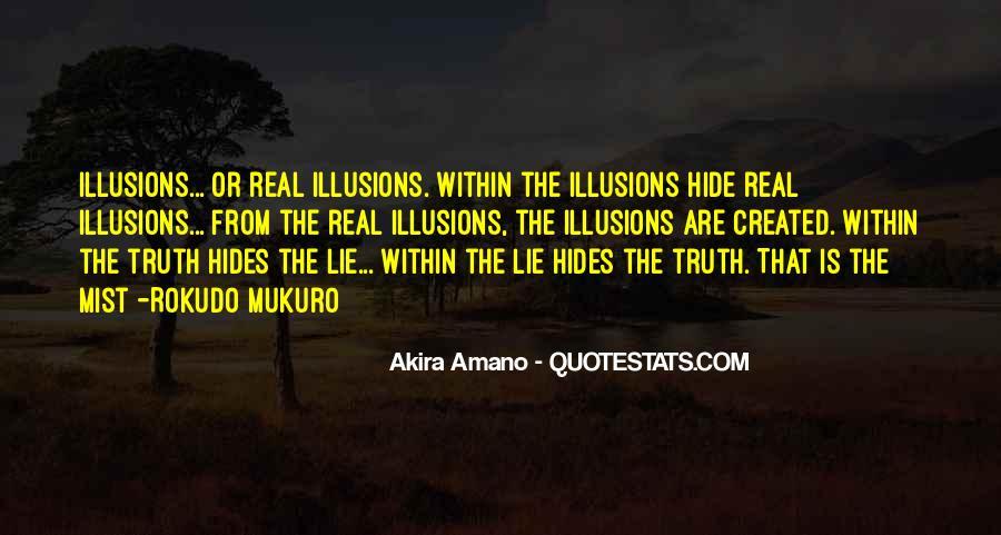 Mukuro Rokudo Quotes #1719802