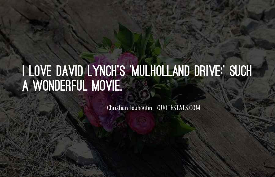 Mulholland Drive Movie Quotes #461550