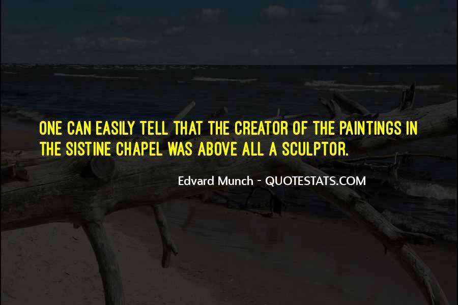 Munch Quotes #1059882