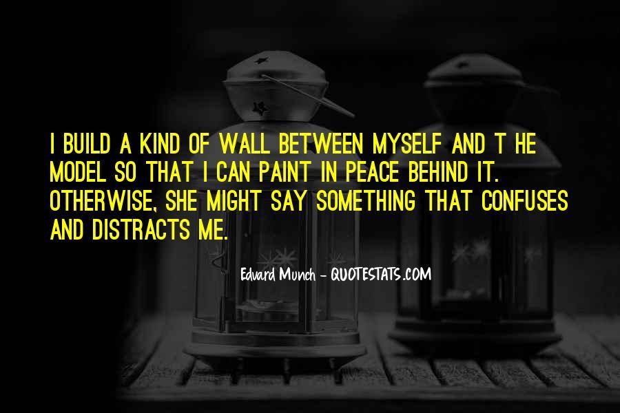 Munch Quotes #1065840