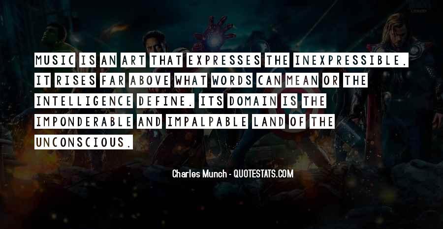 Munch Quotes #1092785
