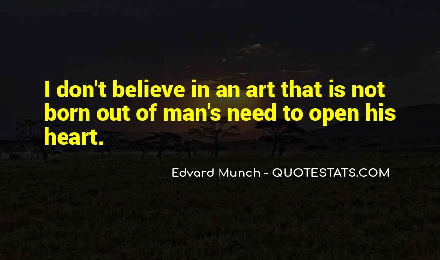 Munch Quotes #1112276