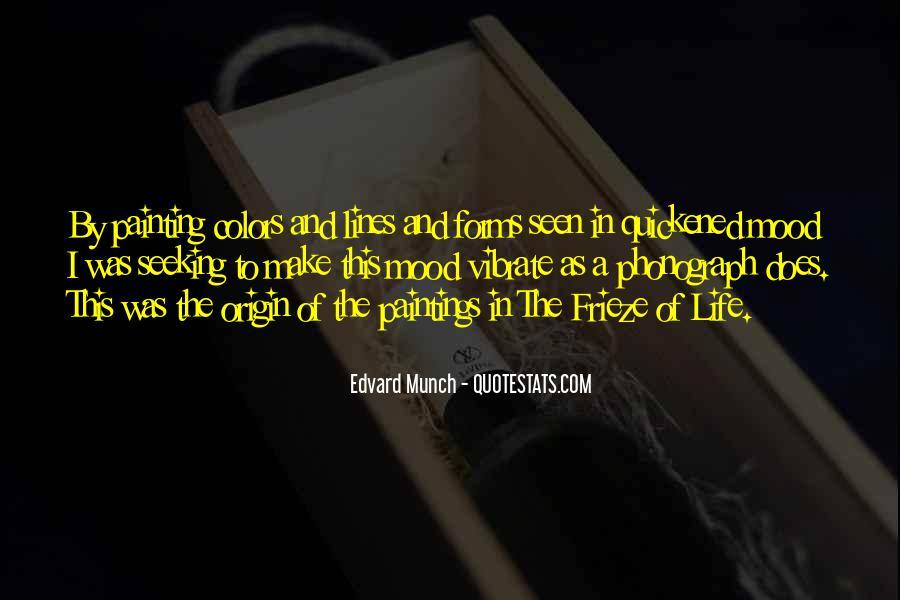 Munch Quotes #1157964