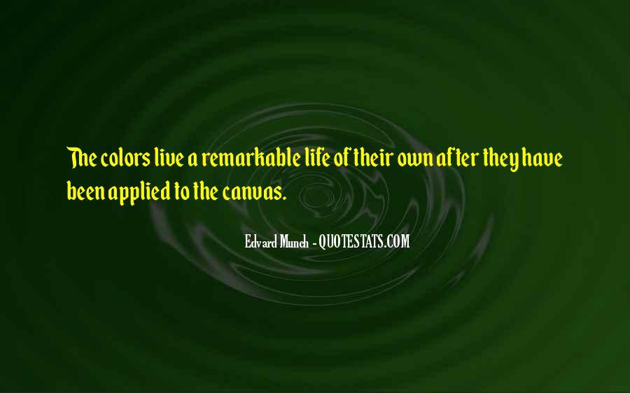 Munch Quotes #1193178
