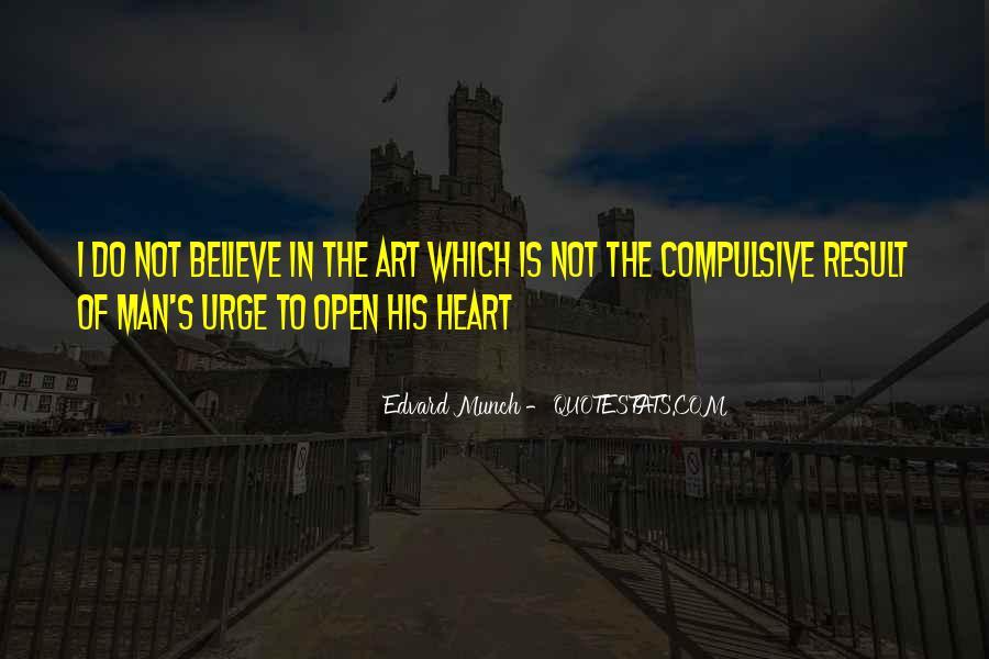 Munch Quotes #1340032