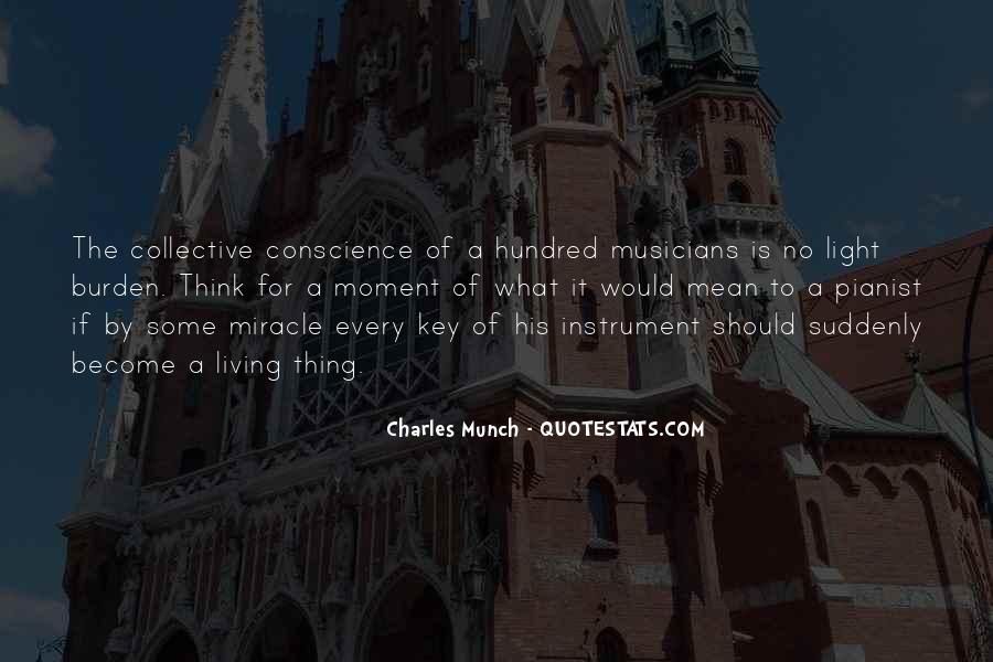 Munch Quotes #1487383
