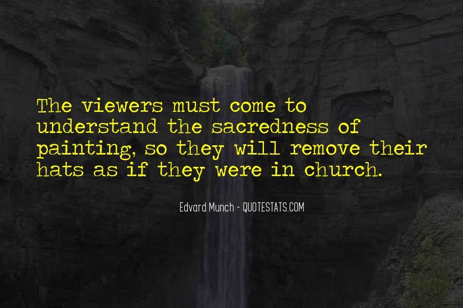 Munch Quotes #1684376