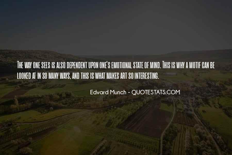 Munch Quotes #1796229