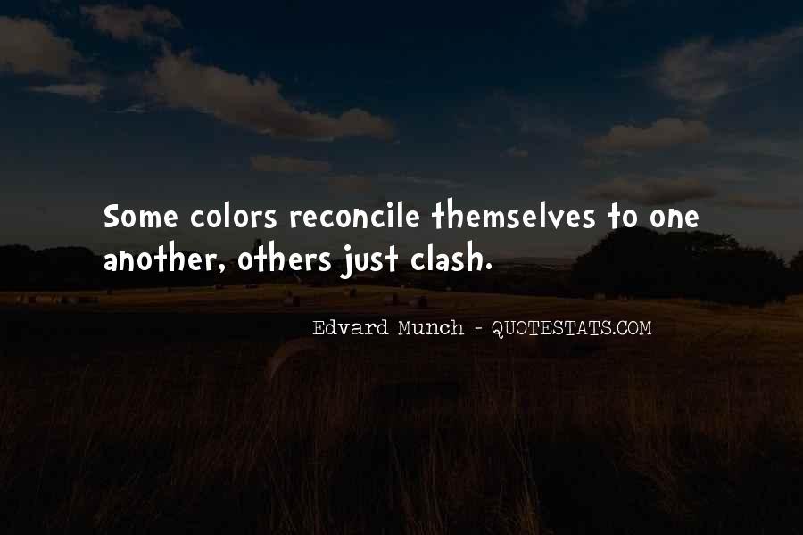 Munch Quotes #1805339