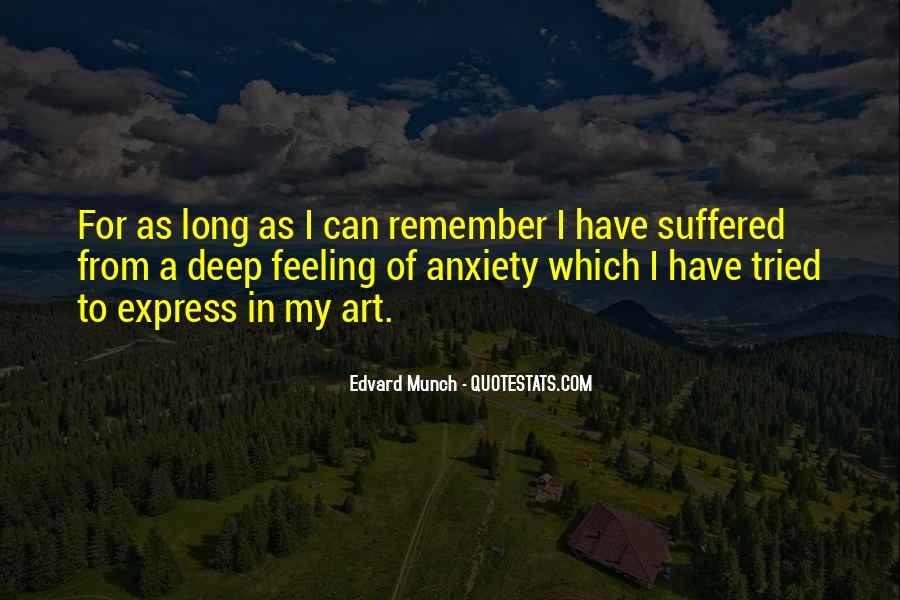 Munch Quotes #308552