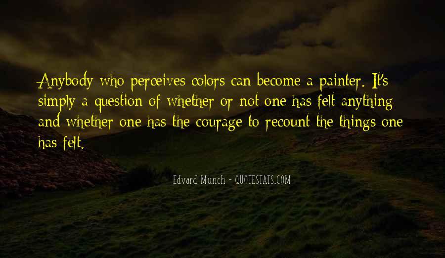 Munch Quotes #352994