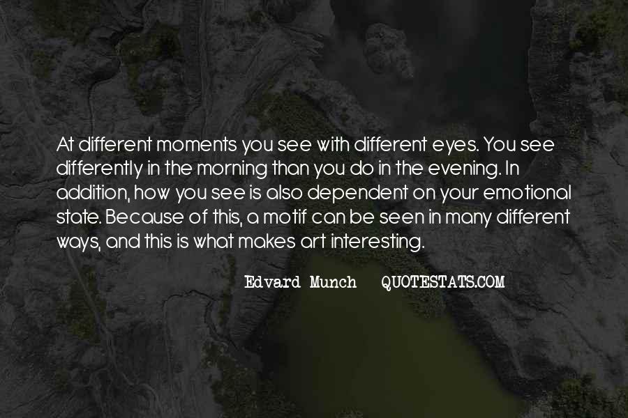 Munch Quotes #54737