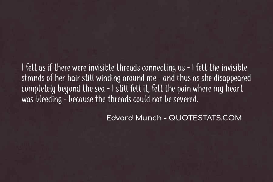 Munch Quotes #621651