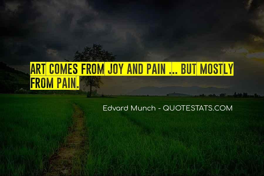 Munch Quotes #809462