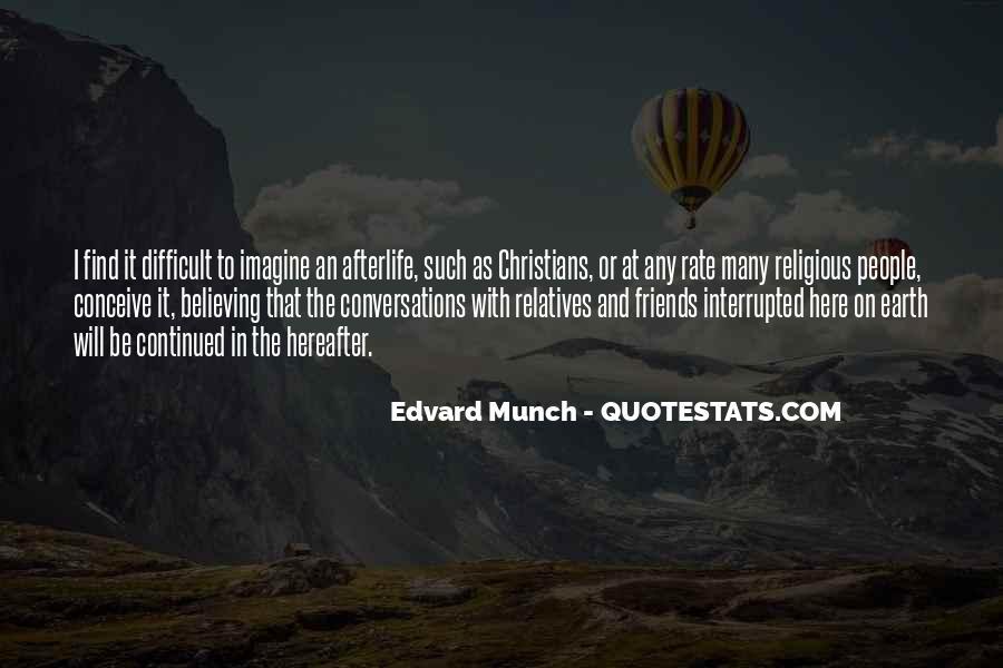Munch Quotes #877349