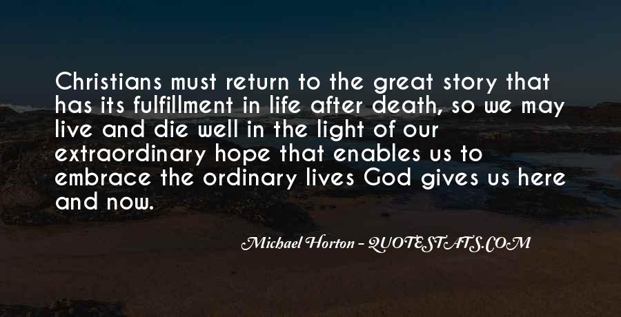 Quotes About Christian Fulfillment #1118676