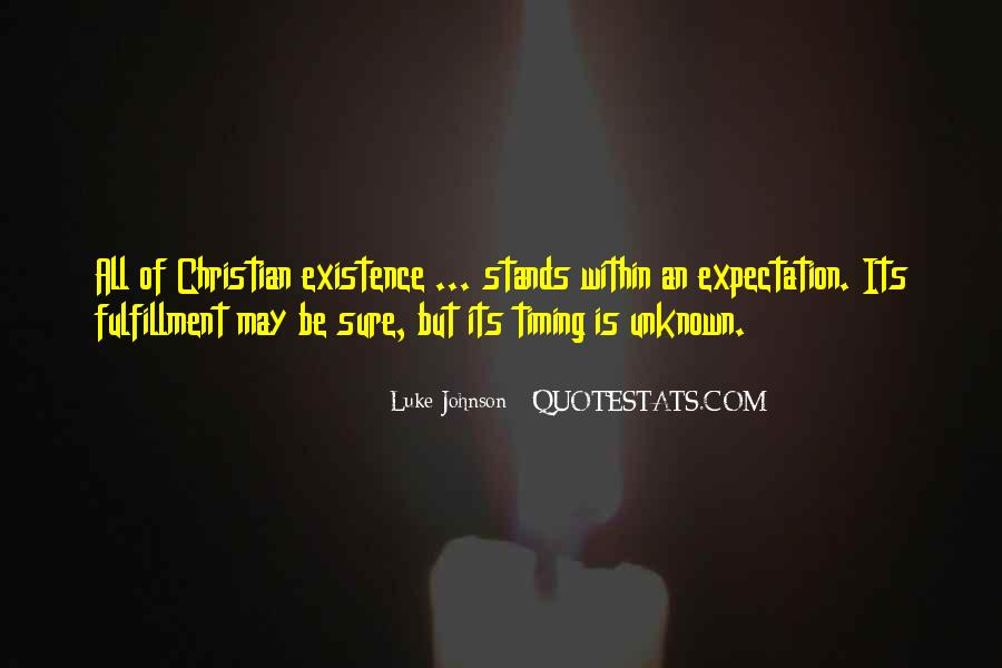 Quotes About Christian Fulfillment #160221