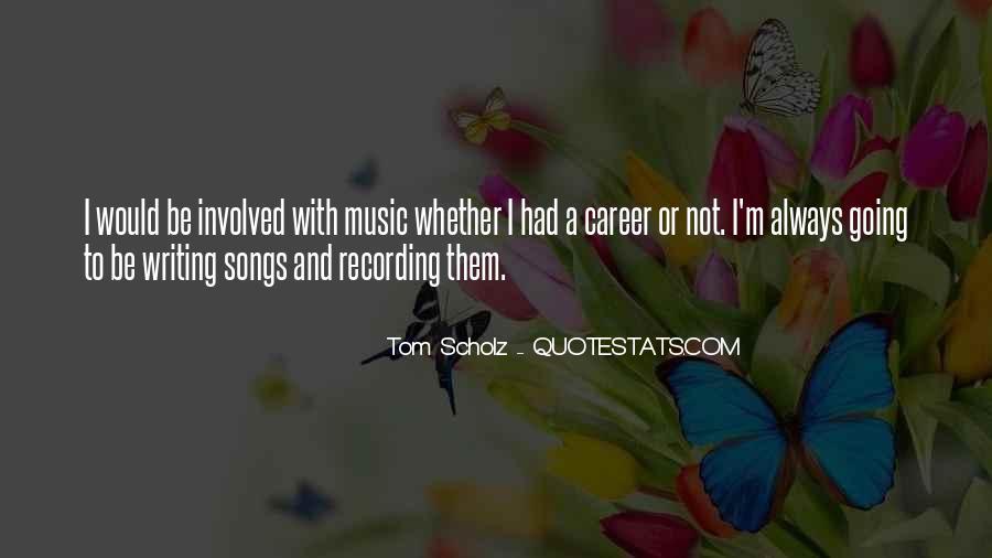 Music Addicted Quotes #1606358