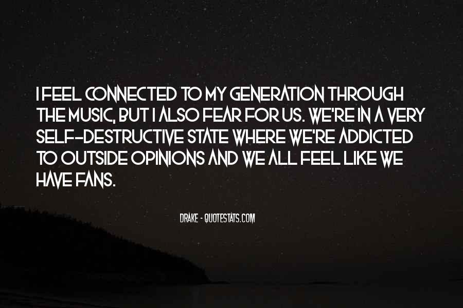 Music Addicted Quotes #188140