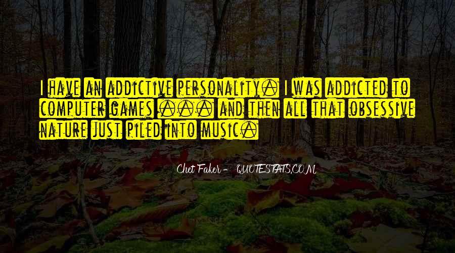 Music Addicted Quotes #228139