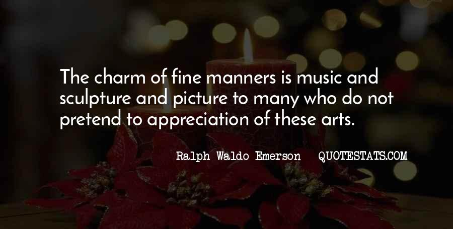 Music And Arts Quotes #1086373