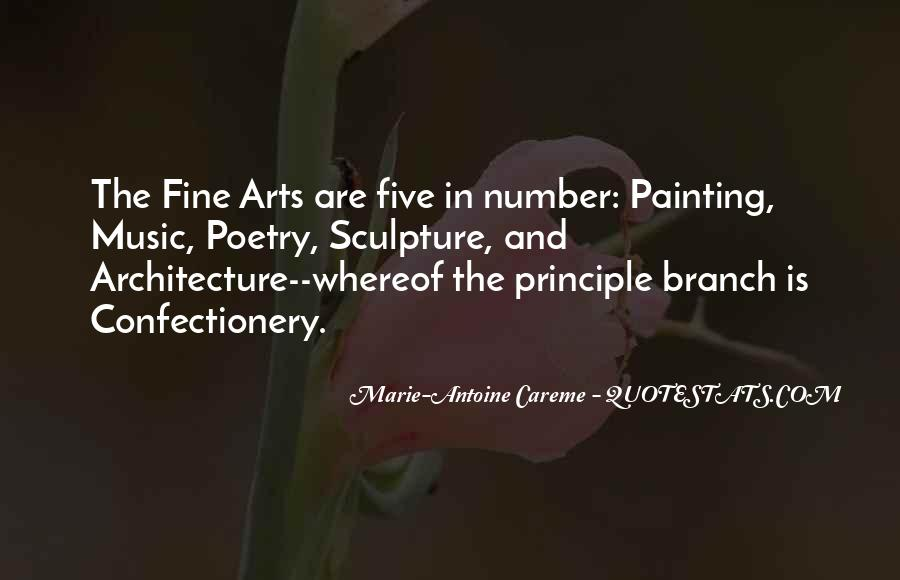 Music And Arts Quotes #371899