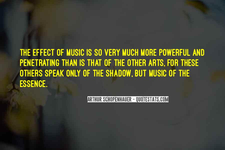Music And Arts Quotes #429766