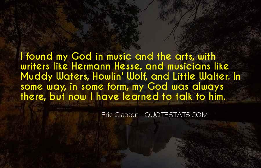 Music And Arts Quotes #516094