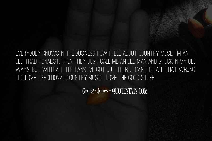 Music And Business Quotes #188157
