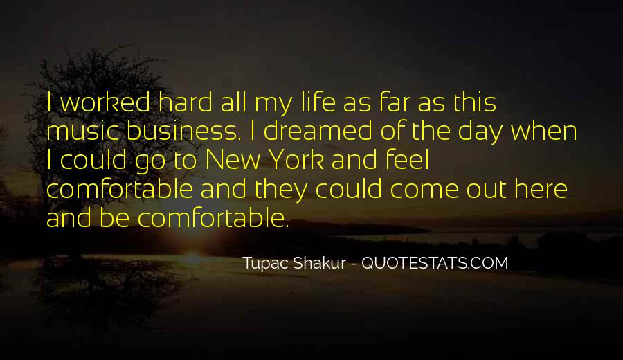 Music And Business Quotes #198382