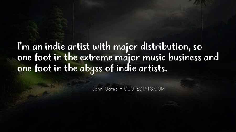 Music And Business Quotes #352387