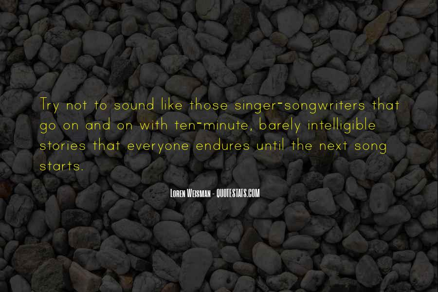 Music And Business Quotes #468226