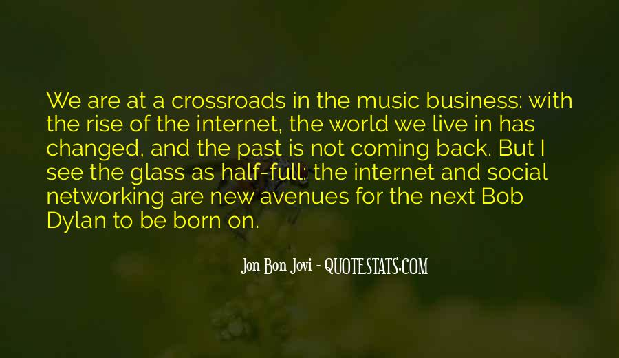 Music And Business Quotes #91150