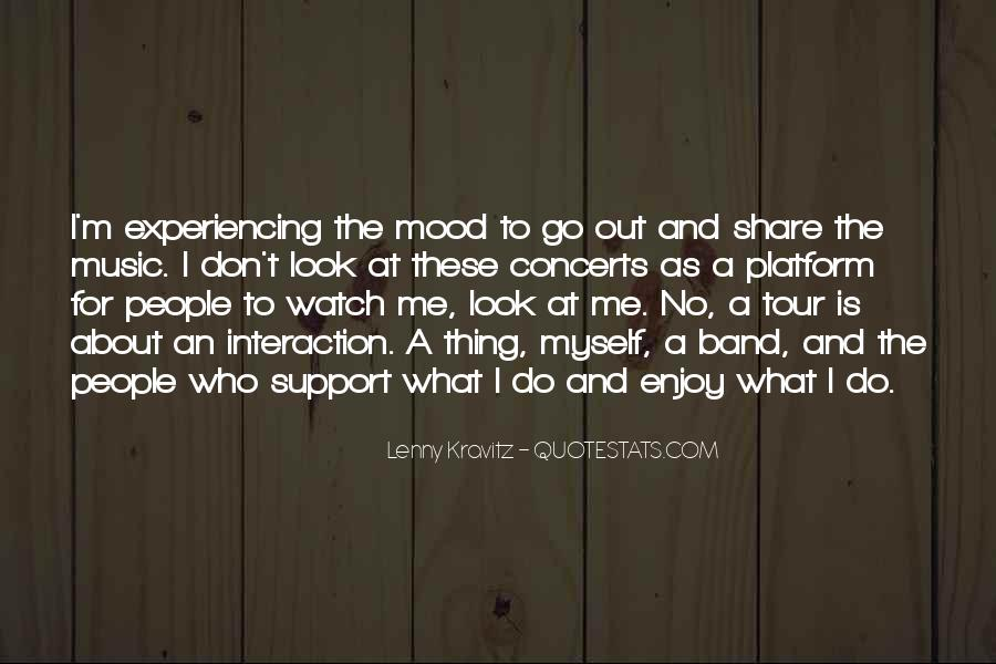 Music Concerts Quotes #1051512