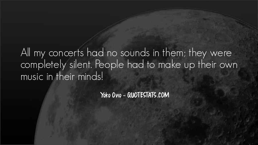 Music Concerts Quotes #1828268