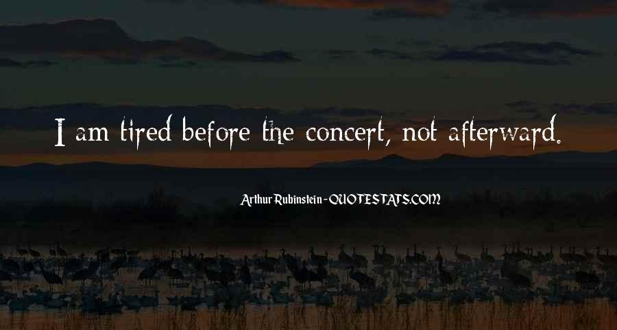 Music Concerts Quotes #287408