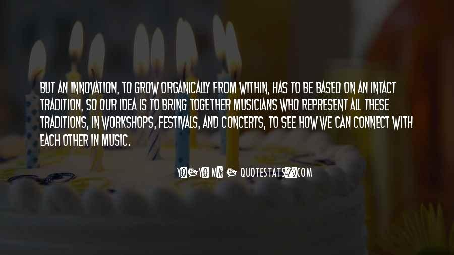 Music Concerts Quotes #349592