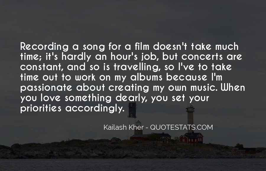 Music Concerts Quotes #584290